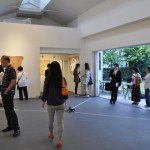 1_Minha LEE_opening view at gallery HIRAWATA_2013