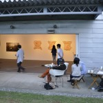 2_Minha LEE_opening view at gallery HIRAWATA_2013