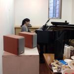 3_Minha LEE_opening event at gallery HIRAWATA_2013
