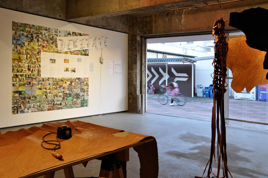 7_Minha LEE_Ino Artist Village Open Studio_installation view_2010