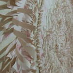 3_Minha-LEE_Lotus_installation_cutting on wall paper_2017_1