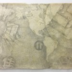 8_Minha LEE_The study diary_drawing_pencil on korean oiled paper_2018